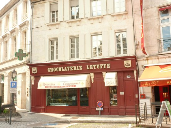 ‪Chocolaterie Letuffe‬