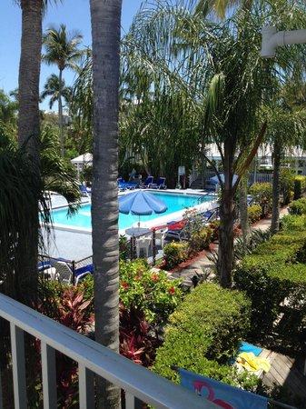 Caribe Beach Resort: View from 12b