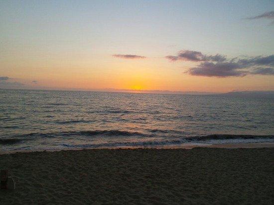 Playa de los Muertos: Tranquilidad...