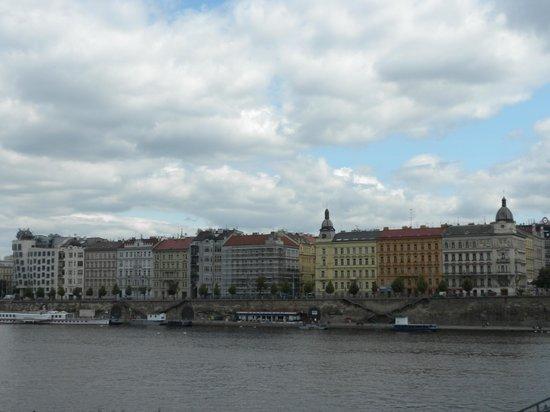 République tchèque : Vltava River