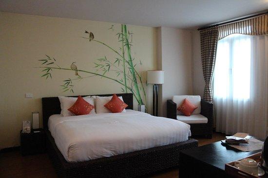 Anise Hotel: Room 801