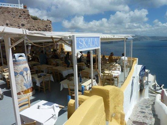 Skala Restaurant: Good feeling