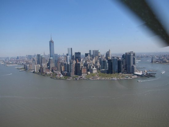 Zip Aviation - Helicopter Tours & Charters : The view from up there...