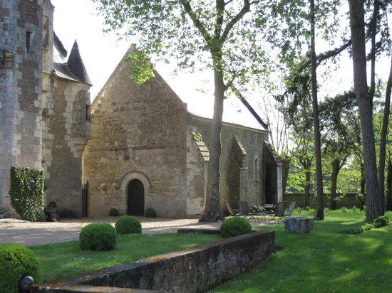 Le prieure de la chaise : La Chapelle