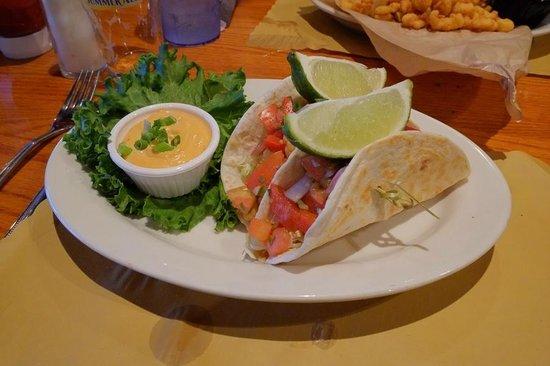 Eclipse : Fish Tacos.  Deeeelicious
