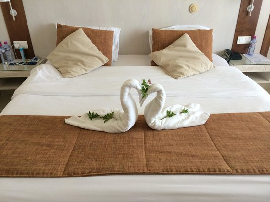 IBEROSTAR Royal El Mansour & Thalasso : Welcome to our room