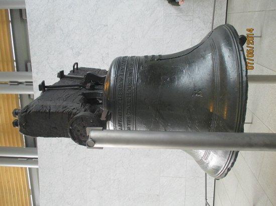 Liberty Bell Center: La Cloche de la Liberté