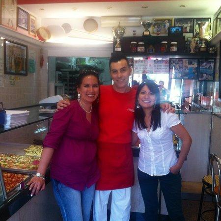 Pizzeria Italia dal 1987: Partenza in Perù ma non prima di mangiare della buona pizza!!