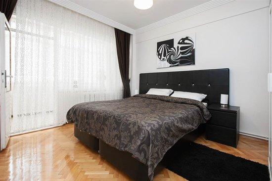 Home Aparts Yesilkoy: Bedroom
