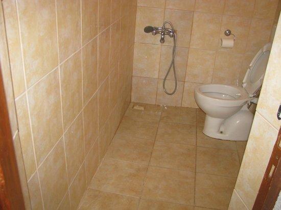Gerdis Evi: il bagno