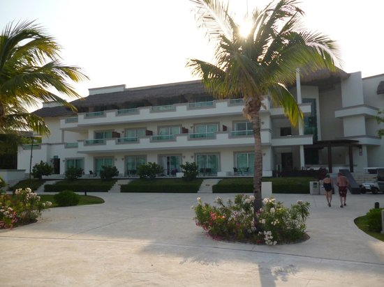 BlueBay Grand Esmeralda : The rooms with the ocean view
