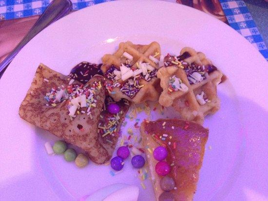 Restaurant des Stars: Desserts