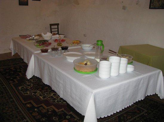 Gerdis Evi: la colazione è ottima