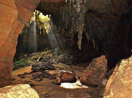 Grutas de Lol-Tun : La grotta