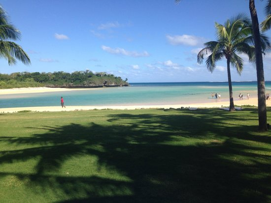 InterContinental Fiji Golf Resort & Spa: The view from our room!