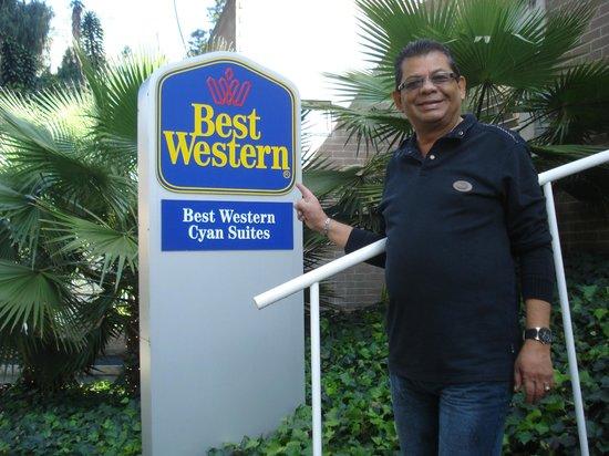 Best Western Sky Medellin Hotel: Hotel Best Western en Medellin