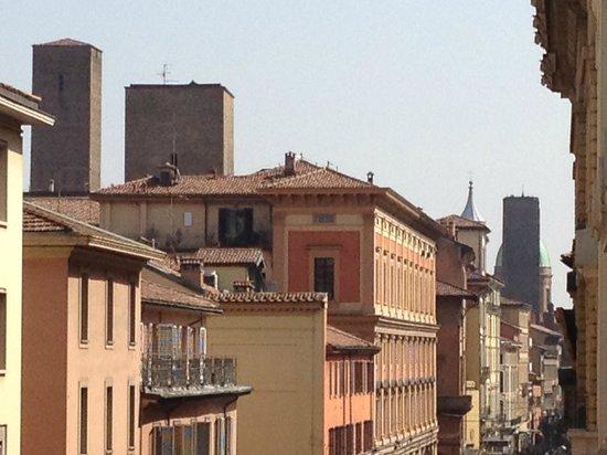 Panorama Hotel : panorama da una camera