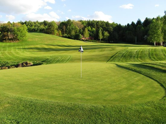 Red Tail Mountain Golf Club: Hole 5 at RedTail Mountain