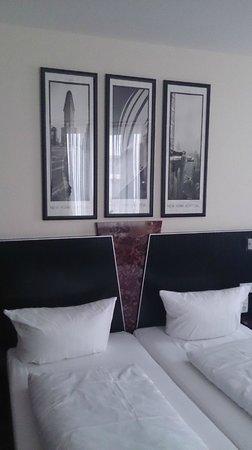 Manhattan Hotel: habitacion