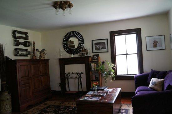 Woodstock Farm Sanctuary : Guest room
