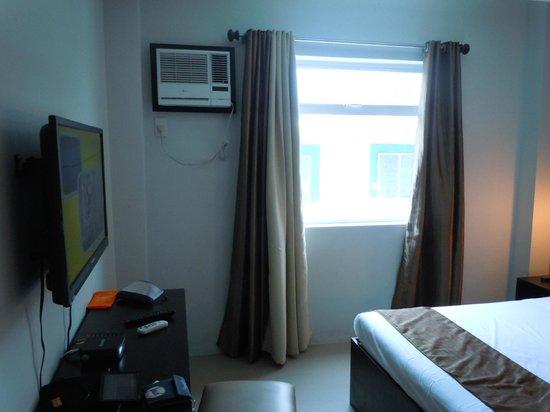 La Teresita Hotel & Villas : deluxe room