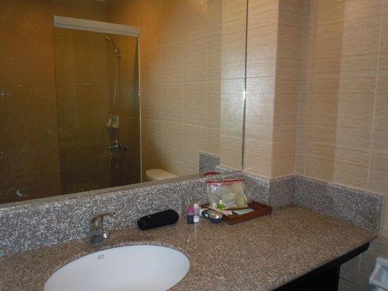La Teresita Hotel & Villas : bathroom