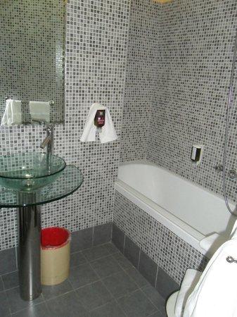 Ibis Styles Torino Porta Nuova : bath tub