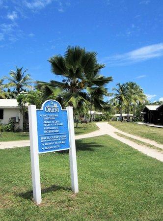 Club Orient Resort: Resort grounds