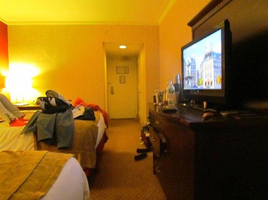 The Roosevelt Hotel : Habitacion