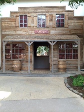 Gaylord Texan Resort & Convention Center: facade in the atrium