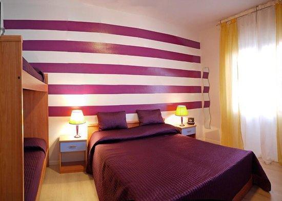 Hotel Germania: camera