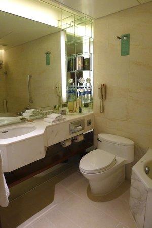 Shangri-La Hotel, Beijing : Bathroom
