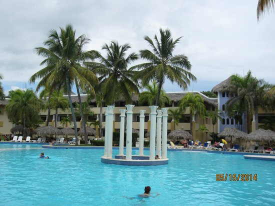 Iberostar Costa Dorada : Near the pool area
