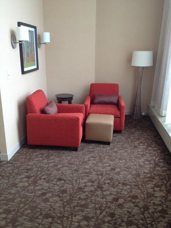 Sheraton Denver Downtown Hotel: Sitting Area