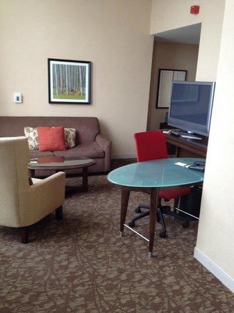 Sheraton Denver Downtown Hotel: Living Room