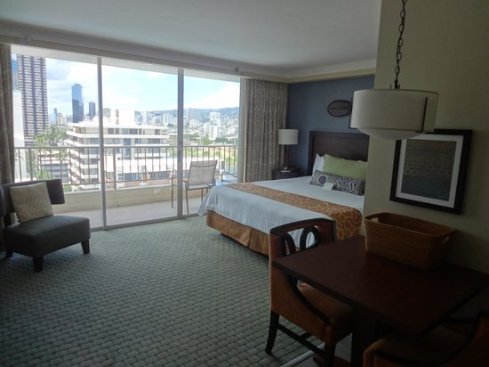 Wyndham Royal Garden at Waikiki: Room with a view