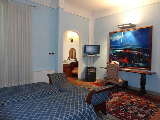 Il Guelfo Bianco: Twin Room