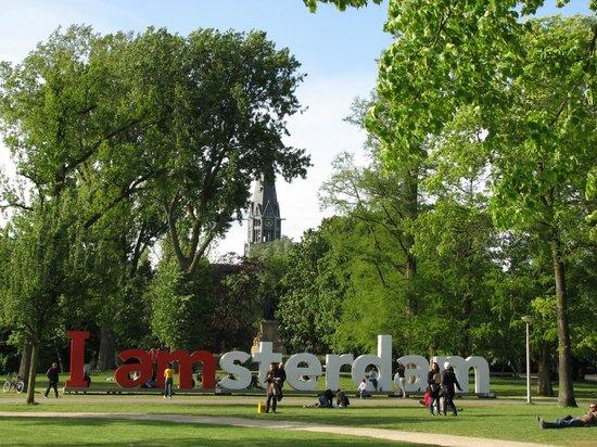 Stayokay Hostel Amsterdam Vondelpark: Vondel Park