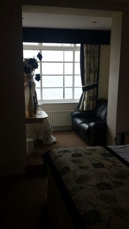 The Montagu Park Hotel: Room (3rd may 2014 )