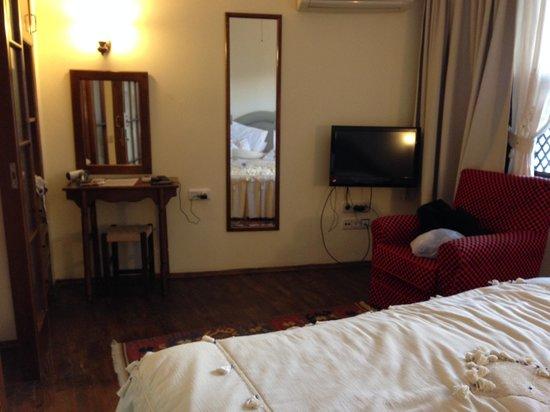 Villa Konak Hotel Kusadasi : Master bedroom