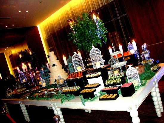 Mesas de postres para bodas picture of pasteleria mila - Mesa de dulces para bodas ...