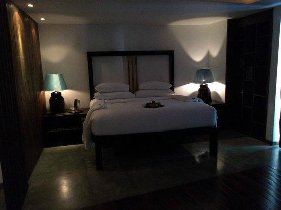 Villa Samadhi : Schlafbereich