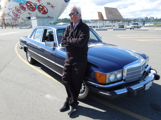 Classic Car Tours: Carl and his Mercedes