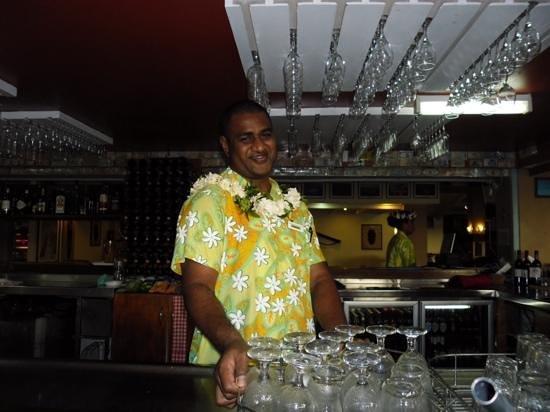 The Edgewater Resort & Spa : lol, friendly staff