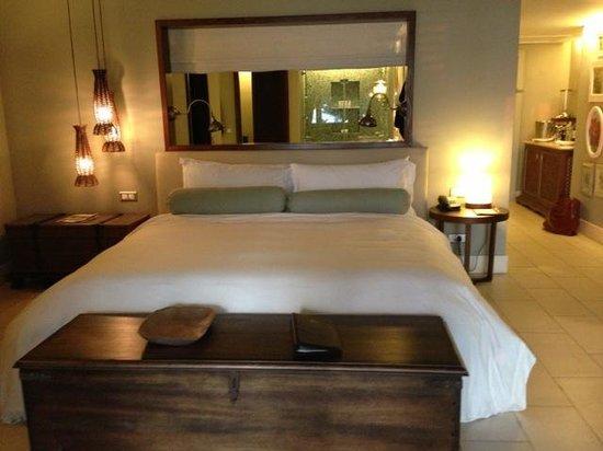 The St. Regis Mauritius Resort : Bedroom
