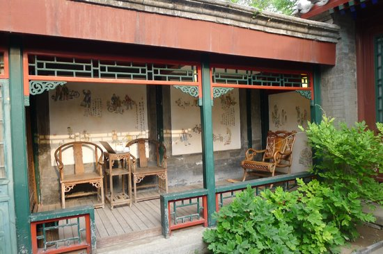 Courtyard 7: room 8 private courtyard