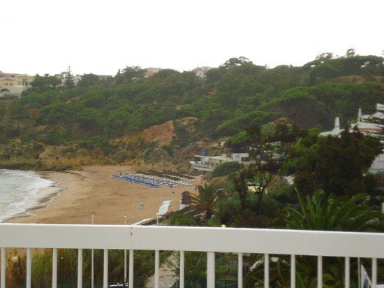 Muthu Clube Praia da Oura: VISTA PARA PRAIA