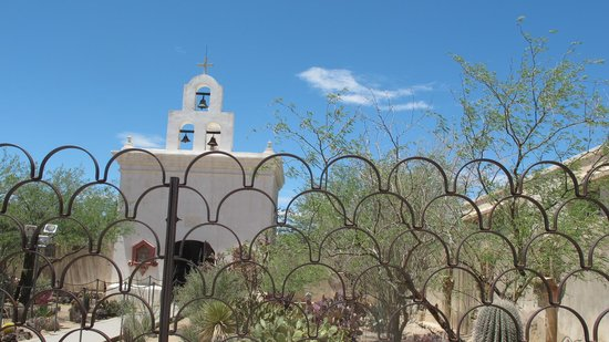 Mission San Xavier del Bac: Mission Out-Building