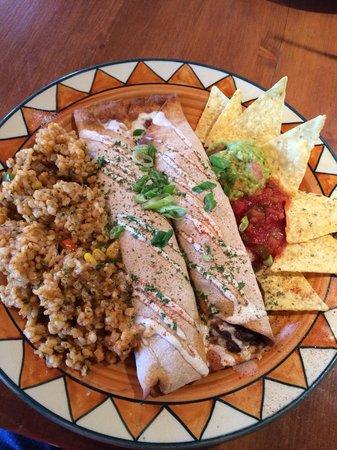 Calactus Restaurant: Enchiladas