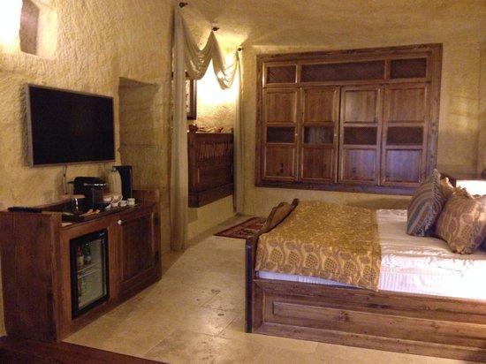 Kayakapi Premium Caves - Cappadocia: Room